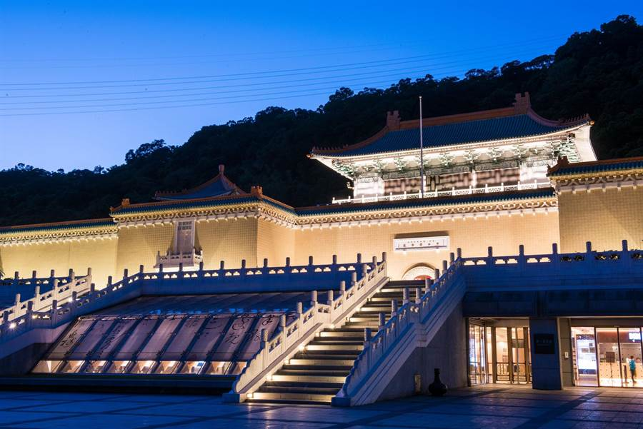 台北故宮向來是國外觀光客必訪景點。(國立故宮博物院提供)