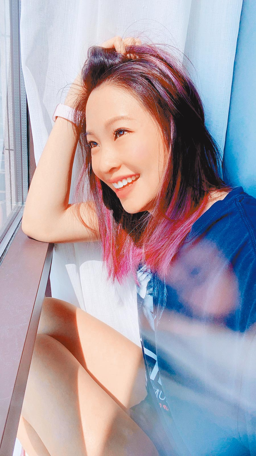 袁詠琳能歌擅舞也會創作,接下來還有發行單曲的計畫。(杰威爾音樂提供)