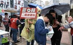 罷韓投票結果 預計今晚7點出爐