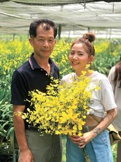 台中市農業局 推動花卉紓困