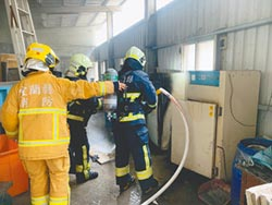 校園傳爆炸 宜蘭大學實驗室起火
