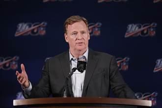 NFL總裁公開道歉:「黑人的命很重要」