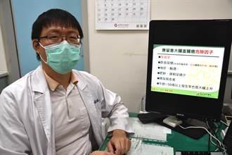 36歲上班族罹患大腸癌家族史是關鍵