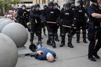 照妖鏡!全美示威一波波 紐時:警暴行意外原形畢露