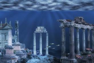 13世紀古城沉沒湖底74年 2021年有望浮現