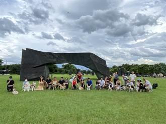 朱銘美術館「狗狗野餐運動會」登場 逾300組汪星人與飼主同樂