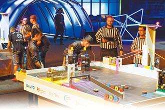 清華大學、明新科大機器人戰隊 揚名國際