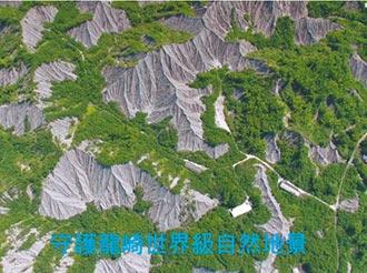 龍崎特色地質 社大爭設自然公園