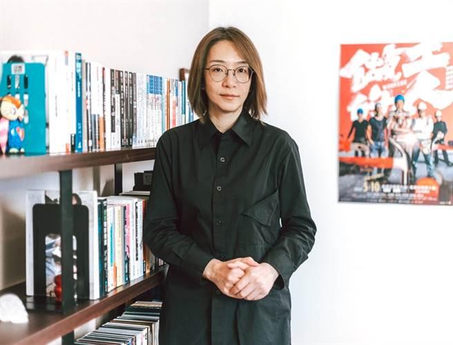 製作人林昱伶分享當初選角過程。(羅永銘攝)
