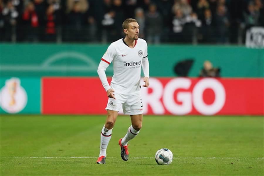 奧地利中場StefanILSANKER上一場比賽個人獨進兩球(圖片來源︰達志影像)