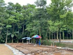 基隆童軍生態露營中心 7月開幕