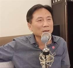 村長現身了!爆料王浩宇「噁心黑歷史」 杏仁哥重返抗議現場