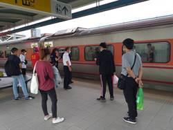台鐵員林站驚傳旅客落軌死傷事故 西部幹線單線雙向通行