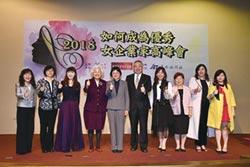 女企業家高峰會 談女力精神