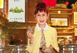 遠百端午粽頭戲 徐雪芳總經理嚴選試吃名粽
