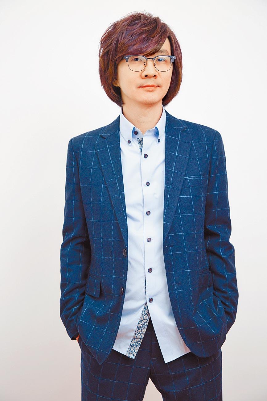 林隆璇是資深音樂人、選秀節目評審。(本報資料照片)
