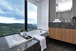 重視洗澡情趣!賴正鎰25年前就把涵碧樓浴室擺在最好的位置