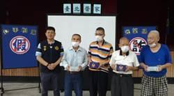 手機詐騙陷阱多 台北榮家政風室宣導榮民反詐反假