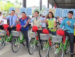 台南T-Bike首跨溪北 新營區共設4站