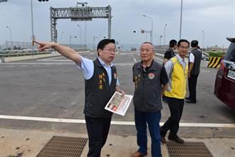全台最美日落大道通霄台61線新埔聯絡道將設停車場觀景台