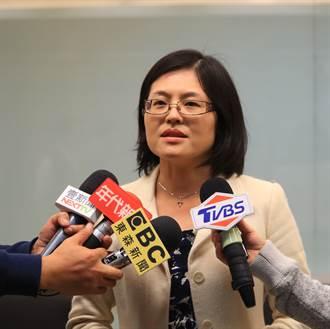 黃荷婷調任交通部主秘 20年來首位女性