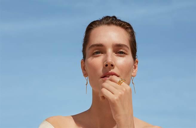 喬治傑生夏季珠寶精選FUSION、MERCY、OFFSPRING輕裝上飾(圖/品牌提供)