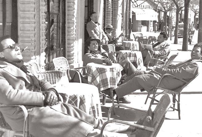 《小牛》I vitelloni, 1953圖片提供/金馬影展執委會