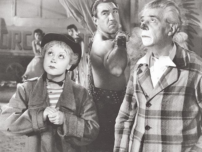 《大路》La strada, 1954圖片提供/金馬影展執委會