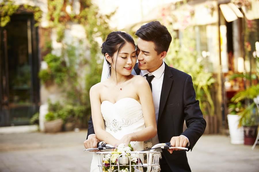 射手座、雙子座、白羊座離婚率最高。(示意圖/shutterstock提供)