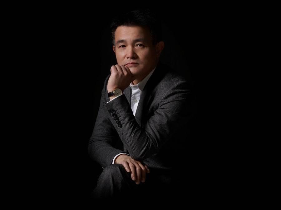 吳孝明上任聖火傳媒科技公司總裁。(圖片來源:吳孝明)