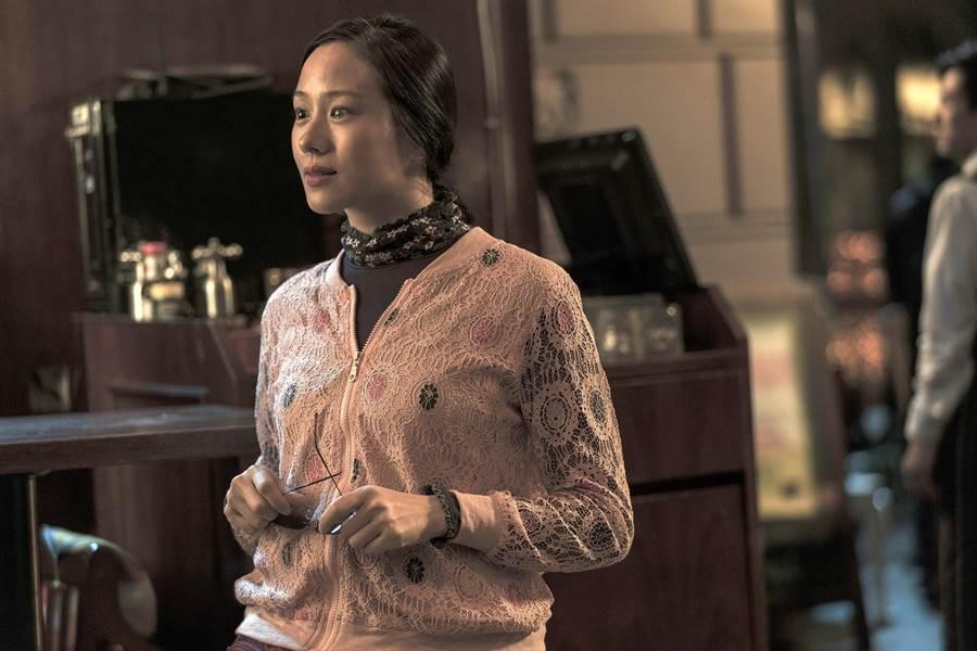 林嘉欣繼《暗色天堂》後,再度和導演老公袁劍偉搭擋,默契十足。(華映娛樂提供)