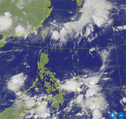 第2號颱風「鸚鵡」吳德榮:有機會在周六生成
