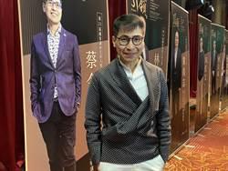 從逃學生到學術表現不凡  蔡今中成最年輕終身榮譽國家講座主持人