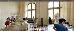 全球美術館開門 羅浮宮人潮恐剩3成