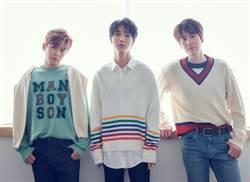 SUPER JUNIOR-K.R.Y.成軍14年首發輯 橫掃海外各國iTunes榜首