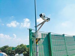 台北機車未定檢 科技執法全都錄