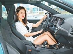 張語噥驚豔BMW新物種
