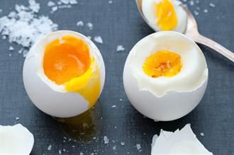 這餐吃水煮蛋 營養師:助眠防乳癌、失智