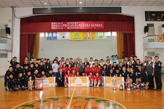 苗栗3校籃球勁旅獲企業贊助 精進球技再創佳績