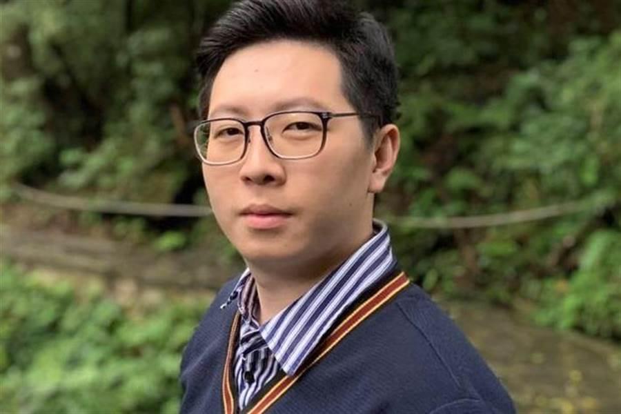 桃園市議員王浩宇。(圖/摘自王浩宇臉書)