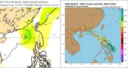 準鸚鵡颱風路徑曝光 吳德榮揭這4天天氣變化關鍵
