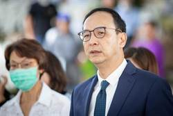 影/高雄補選難題 朱立倫:國民黨絕對不會缺席!