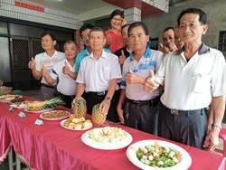 社頭家政班將鳳梨荔枝入菜 創意料理獲民眾青睞