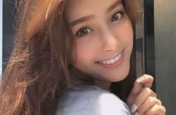 25歲新疆練習生胡瑪爾撞臉周慧敏!混血美貌不輸迪麗熱巴