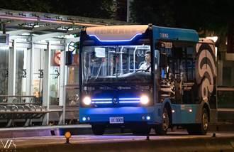 5G智慧公車驚喜現身信義路 最快9月開放試乘