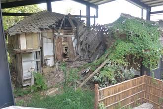 通霄神社休憩所修復開工 預計明年底完工