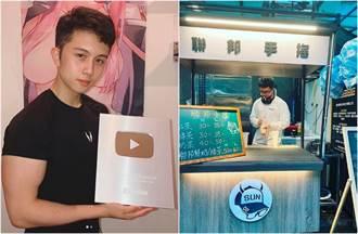 孫安佐賣奶茶「熱量少3倍」 網一看成份:更不健康