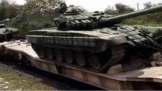 印度向邊界部署T90戰車 大陸則派出傘兵與裝甲車