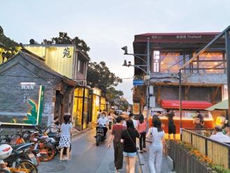 北京解禁 戴口罩變帶口罩