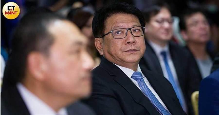 台灣世界新聞傳播協會今日發布民調,屏東縣長潘孟安在16縣市中榮獲第一名。(圖/記者黃威彬攝)